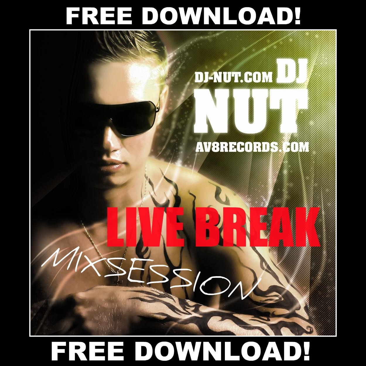 Dj Nut - Live Break MixSession