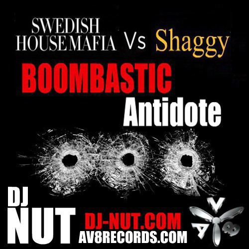 Shaggy vs Swedish House Mafia  Boombastic Antidote (Dj Nut Remix)